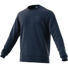 adidas Manchester United Graphic Sweatshirt - Navy