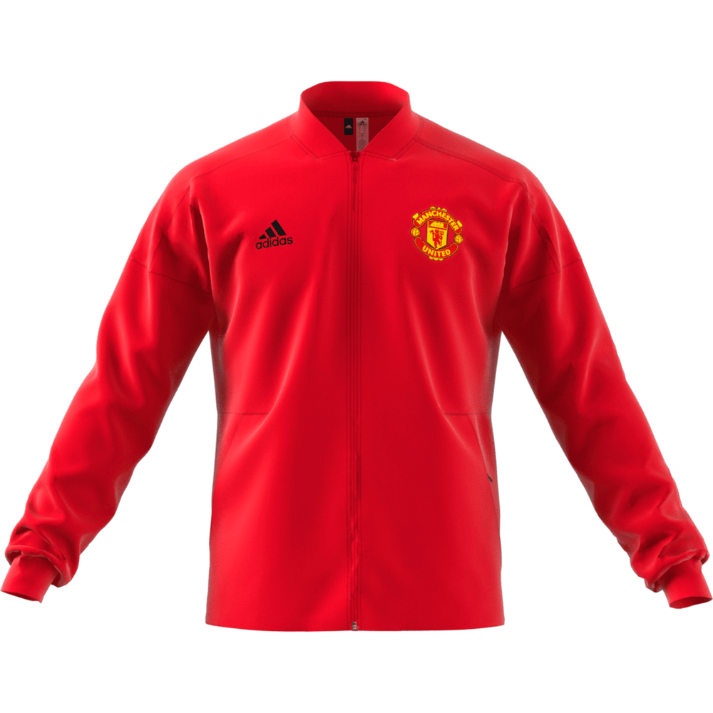 adidas Manchester United adidas Z.N.E. Jacket Red
