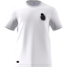 adidas Real Madrid Graphic Tee - White