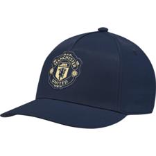 adidas MUFC S16 Cap - Navy