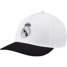 adidas Real Madrid Cap - White