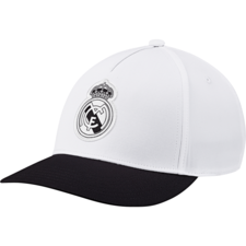 adidas Real Madrid Cap - White
