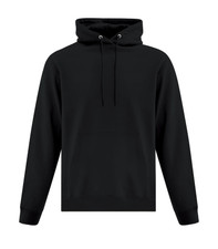 ATC Everyday Fleece Hooded Sweatshirt - Black