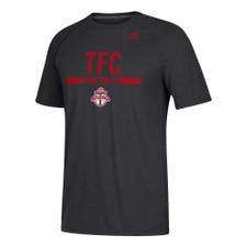 adidas TFC Ultimate Utility Work Tee - Black