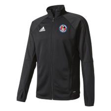 East Gwillimbury adidas Tiro 17 Training Jacket - Black