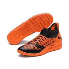 Puma Future 2.3 Netfit Indoor Boots - Black/Orange