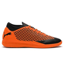 Puma Future 2.4 Artificial Turf Boots - Black/Orange