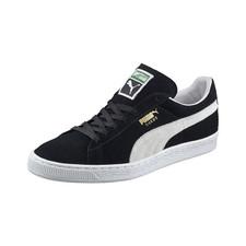 Puma Suede Classic+ - Black/White