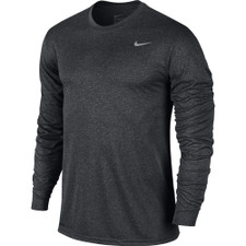 Nike Dry Training Top - Charcoal Heather