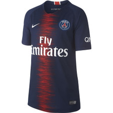 Nike Breathe Paris Saint-Germain Home Stadium Jersey - Navy