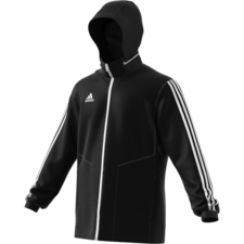 adidas Tiro 19 All Weather Jacket - Black/White