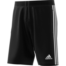 adidas Tiro 19 Pocketed Short - Black/White