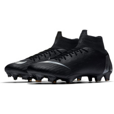 Nike Superfly 6 Pro Firm Ground Boot - Black/Black
