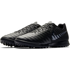 Nike LegendX 7 Academy Artificial Turf Boot - Black/Black