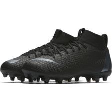 Nike Superfly 6 Academy Firm Ground Boot Jr - Black/Black