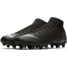 Nike Superfly 6 Academy Firm Ground Boot - Black/Black
