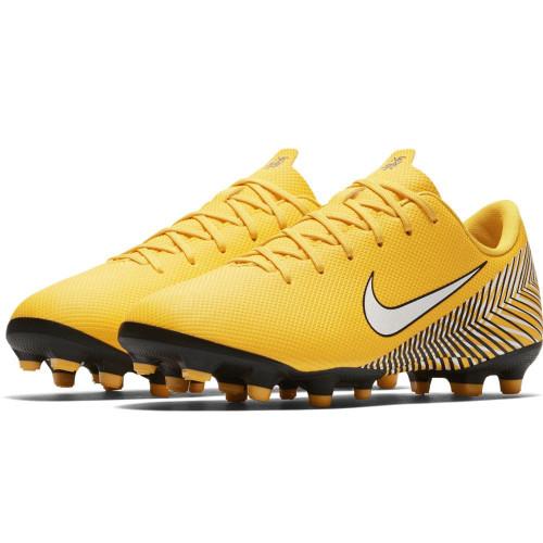 Nike Neymar Vapor 12 Academy Firm Ground Boot Jr - Amarillo/White/Yellow