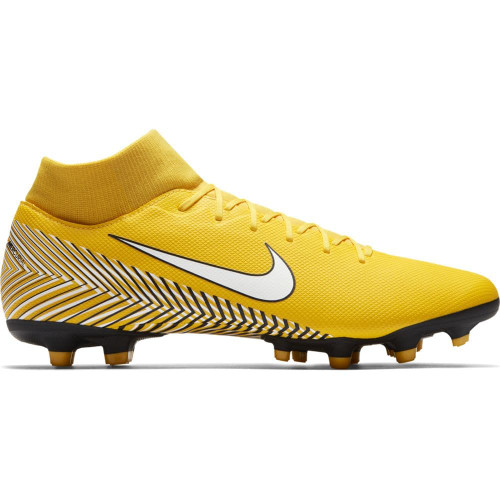 Nike Neymar Superfly 6 Academy Firm Ground Boot - Amarillo/White