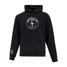 Ontario Cup Everyday Fleece Hoodie - Black