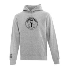 Ontario Cup Everyday Fleece Hoodie - Athletic Grey
