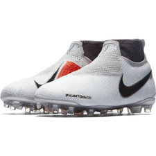 Nike Phanton VSH Elite Dynamic Fit Firm Ground Boot Jr - Pure Platinum/Black