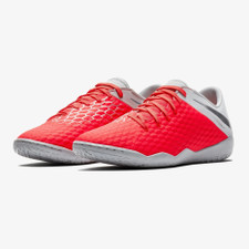 Nike Hypervenom 3 Academy Indoor Boots - Lt Crimson