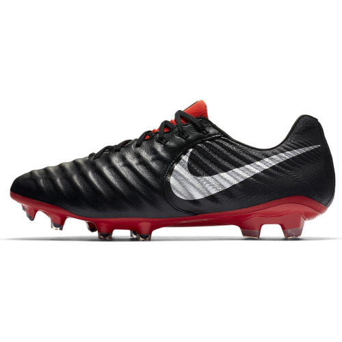 Nike Legend 7 Elite Firm Ground Boot - Black/Silver
