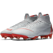 Nike Superfly 6 Elite Firm Ground Boot - Wolf Grey