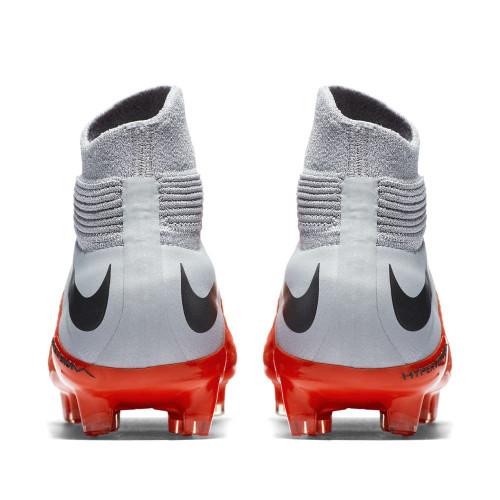 fcc0192db065 ... Nike Hypervenom 3 Elite Dynamic Fit Firm Ground Boot Jr - LT Crimson/Mtlc  Dark ...