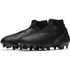 Nike Phantom VSN Elite Dynamic Fit Firm Ground Boot - Black