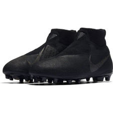 Nike Phantom VSN Elite Dynamic Fit Firm Ground Boot Jr - Black