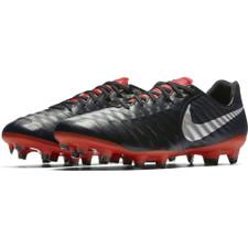 Nike Legend 7 Pro Firm Ground Boot - Black/Metallic Silver