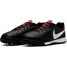 Nike LegendX 7 Academy Artificial Turf Boot Jr - Black/Pure Platinum