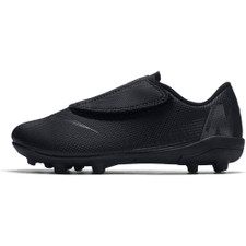 Nike Vapor 12 Club Firm Ground Boot Jr - Black