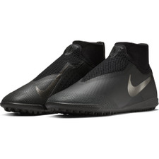 Nike React Phantom VSN Pro Dynamic Fit Artificial Turf Boot - Black