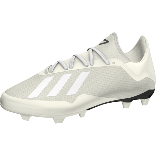 69ba80f150b1 adidas X 18.3 Firm Ground Boots - Off White/Ftwr White/Off White ...