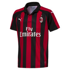 Puma AC Milan Home 18/19 Replica Jersey Jr