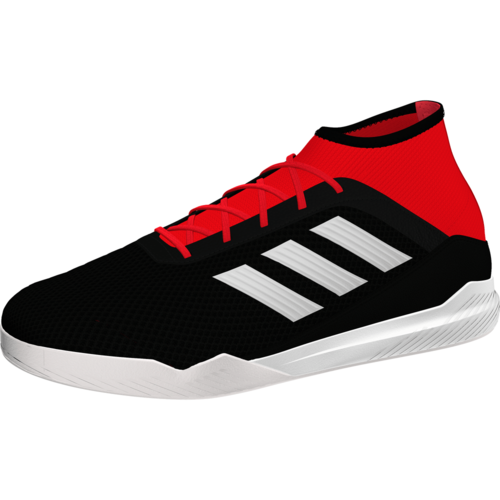 ... adidas Predator Tango 18.3 Indoor Boot - Black Red ... e6e81a9d5