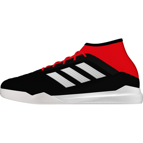 df30ad31b adidas Predator Tango 18.3 Indoor Boot - Black/Red | SOCCERX