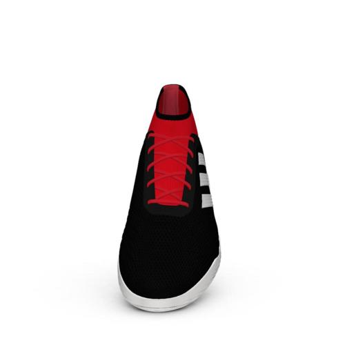 adidas Predator Tango 18.3 Indoor Boot - Black/Red