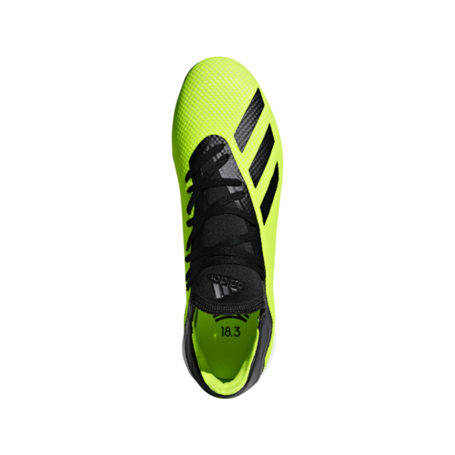 adidas X Tango 18.3 Artificial Turf Boot - Solar Yellow/Core Black/White
