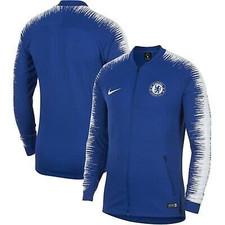 Nike Chelsea FC Jacket - Blue/White