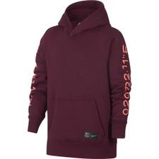Nike FC Barcelona Sweatshirt - Maroon