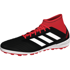 adidas Predator Tango 18.3 Artificial Turf Boot - Black/White/Red