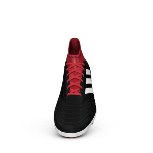 adidas Predator Tango 18.3 Artificial Turf Boot - Black/White/Red