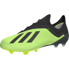 adidas X 18.1 Firm Ground Boot - Yellow