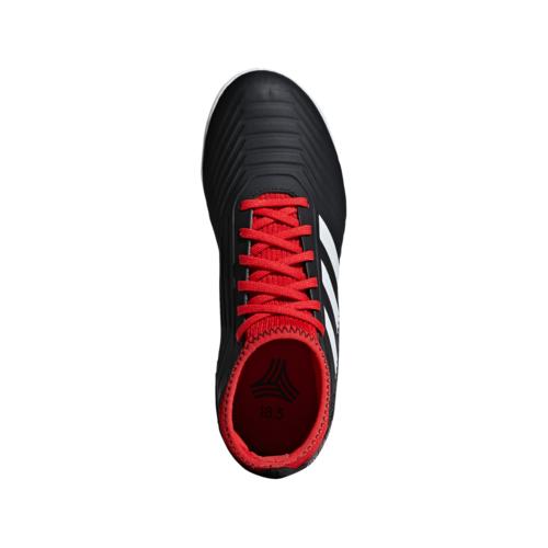 1818aaa4444 ... adidas Predator Tango 18.3 Indoor Boot Jr - Black White Red ...
