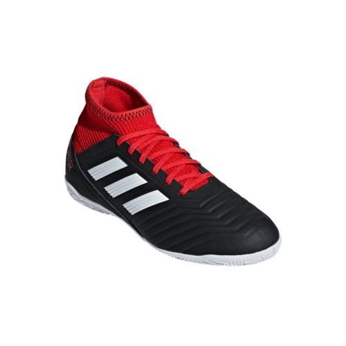 adidas Predator Tango 18.3 Indoor Boot Jr - Black/White/Red