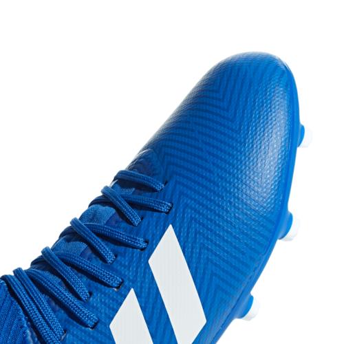 adidas Nemeziz 18.3 Firm Ground Boot Jr - Blue/White
