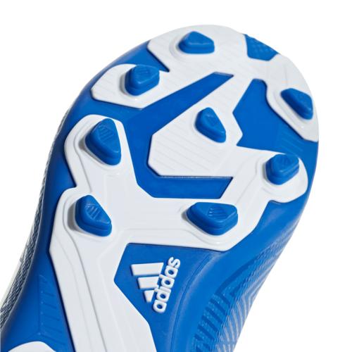 adidas Nemeziz 18.4 Firm Ground Boot Jr - Blue/White